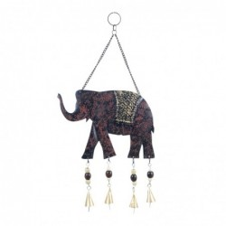 Movil Decorativo Elefante Metalico 45 cm