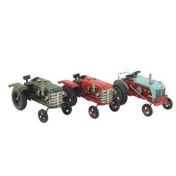 Figura Metal Tractor Surtido (1 unidad) 16 cm