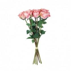 Ramo flores Decorativas Rosas 38 cm