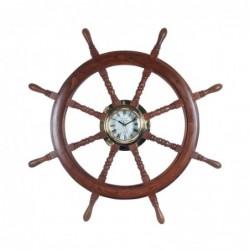 Reloj Pared Retro Timon Barco 92 cm
