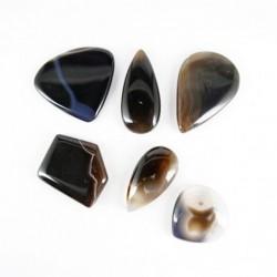 Piedra Cabujón de Onix (Pack 30gr)