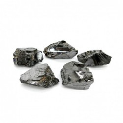 Shungit Cristalizado Mediano  (pack 30gr)