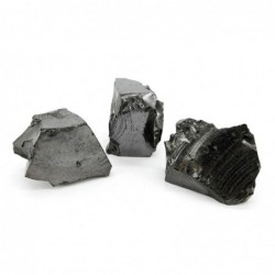 Shungit Cristalizado Grande (pack 40gr)