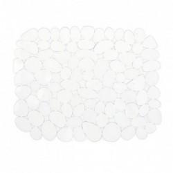 Alfombra para Fregadero Transparente 32x26 cm