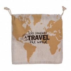 Bolsa de viaje Accesorios Travel 22x22 cm