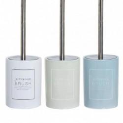 Escobillero WC Essential x3 Colores