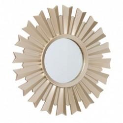 Espejo de Pared 40 cm Champagne