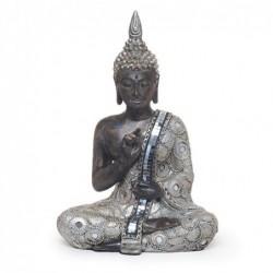 Figura Buda Resina 28 cm