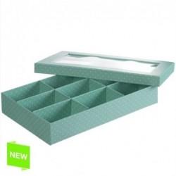 Caja Ordenadora 9 Compartimentos Mint