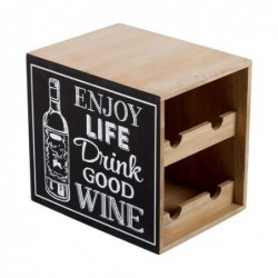 Caja Botellero Enjoy Life