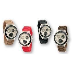 Reloj de Pulsera DAKOTA Rojo  Hombre