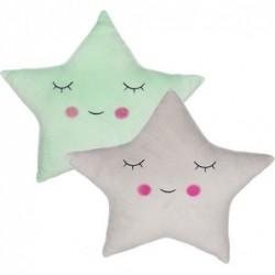 Cojin x2 Colores Estrella