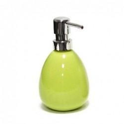 Dosificador Jabon Verde Ceramica