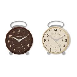 Reloj Despertador Clasico 10 cm Surtido (1 unidad)