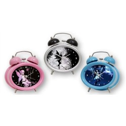 Reloj Despertador Hadas 15cm Surtido (1 unidad)
