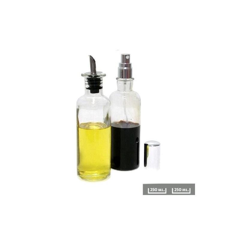 Aceitera y Vinagrera 250 ml