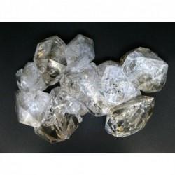 Macla Grande de Cuarzo Diamante Herkimer
