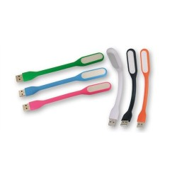 Lampara Led USB Colores Surtidos