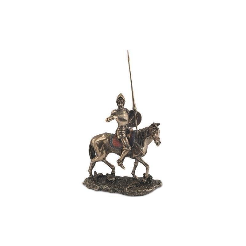 Figura Resina Don Quijote 34 cm