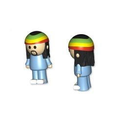 Memoria USB 8 GB Bob Marley