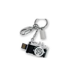 Llavero Camara con Memoria USB 8 gb