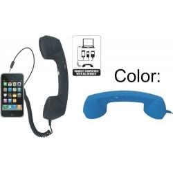 Auricular / Micrófono con forma de teléfono para móviles