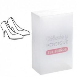 Caja Plegable Calzado Mujer