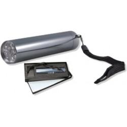 Linterna Gun Aluminio