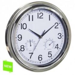 Reloj de Pared Numeros Blanco 32 cm