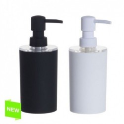Dispensador Jabon x2 Colores Mate