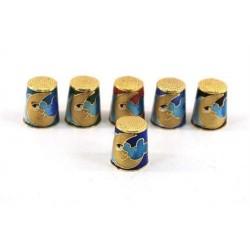 Dedales Esmaltados Set x6 Lunas